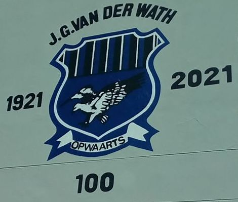 Coat of arms (crest) of J.G. van der Wath Secondary School