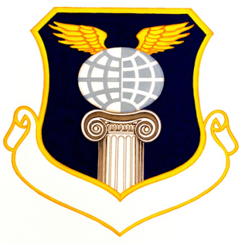 Coat of arms (crest) of the 315th Combat Support Group, US Air Force