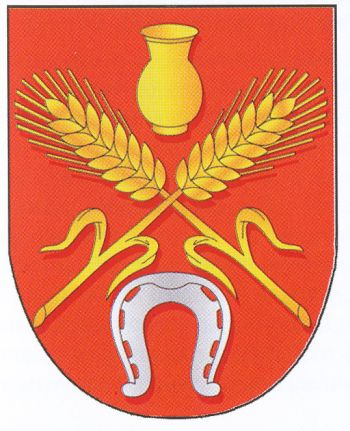 Arms (crest) of Kastsyukovichy