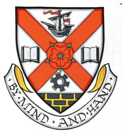 Arms (crest) of Clydebank Technical College