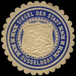 Seal of Düsseldorf