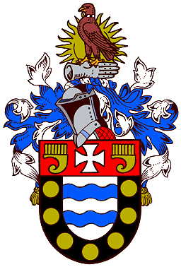 Arms (crest) of Bude-Stratton