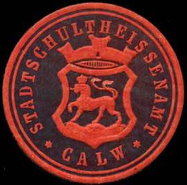 Seal of Calw