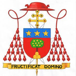 Arms of Pericle Felici
