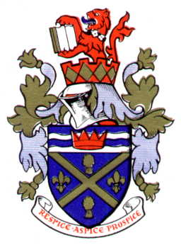 Arms (crest) of Knutsford