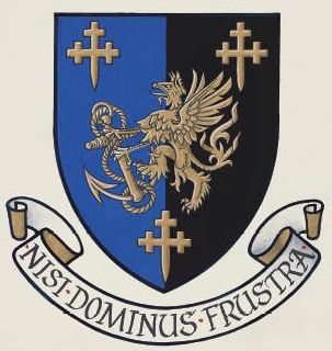 Arms of Mount Temple Comprehensive School