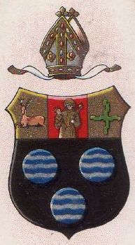 Arms (crest) of Diocese of Southwell and Nottingham