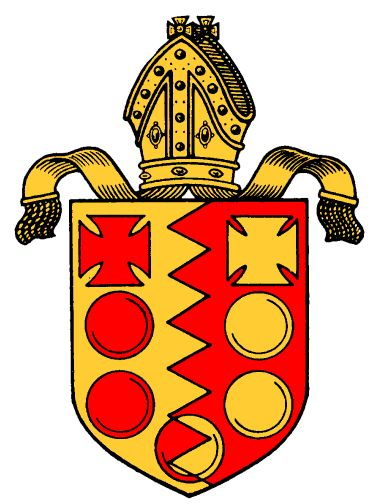 Arms (crest) of Diocese of Birmingham