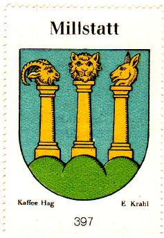 Arms of Millstatt