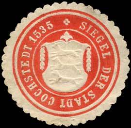 Seal of Cochstedt