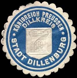 Seal of Dillenburg