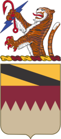 Coat of arms (crest) of the 115th Brigade Support Battalion, US Army