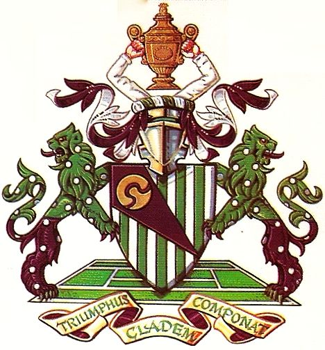 Arms of All England Lawn Tennis and Croquet Club