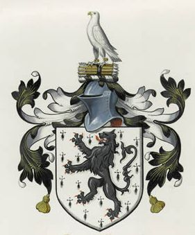 Arms (crest) of Kendrick School (Reading)
