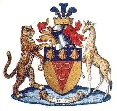 Arms (crest) of Grahamstown