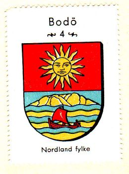 Arms (crest) of Bodø