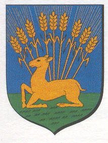 Arms of Marcellus II