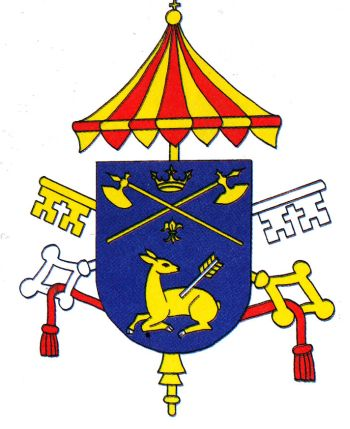 Arms (crest) of Basilica Minor of Bardejov