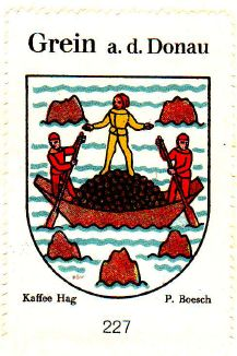 Arms (crest) of Grein