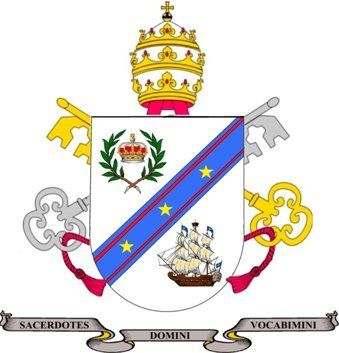 Arms of Pontifical Filipino College