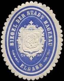 Seal of Haguenau