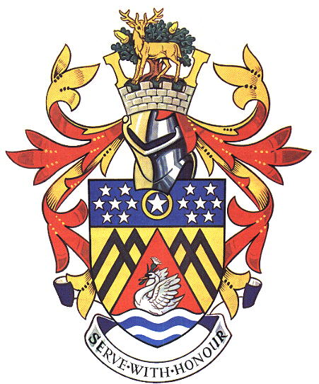 Arms (crest) of Slough
