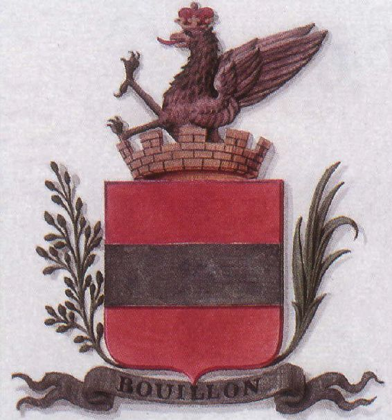 Arms of Bouillon