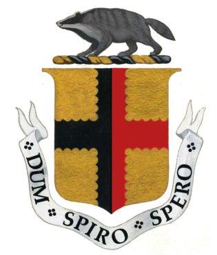 Sarawak - Coat of arms (crest) of Sarawak