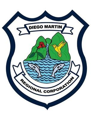 Arms (crest) of Diego Martin Regional Corporation