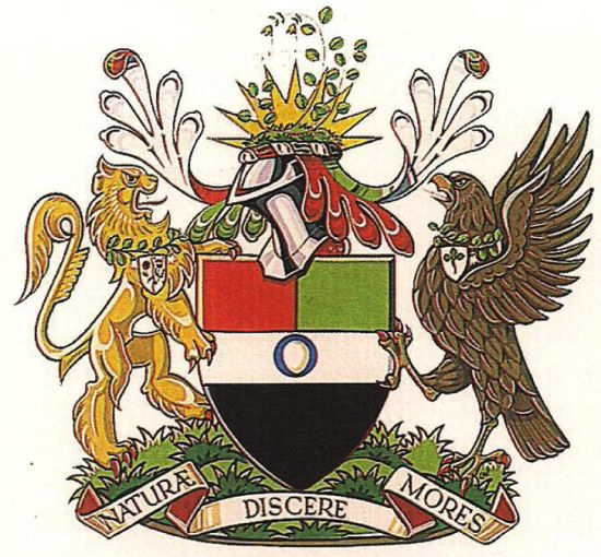 Arms of Linnean Society of London