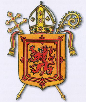 Arms of the Archdiocese Mechelen