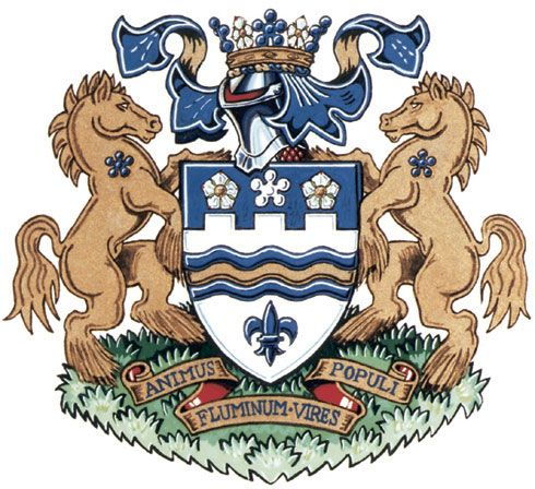 Arms (crest) of Coquitlam
