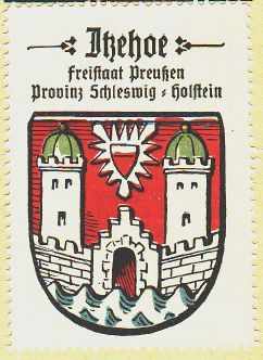 coat of arms itzehoe location of itzehoe within steinburg district ...