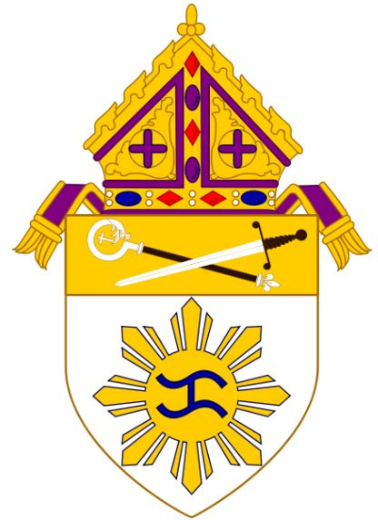 Arms of Military Ordinariate of The Philippines