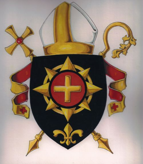 Arms of Prelature of Tromsø (Catholic)
