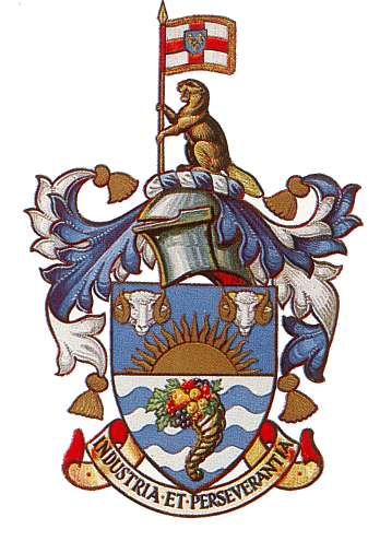 Arms (crest) of Marlborough District and Region