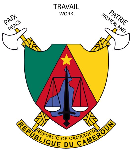 National Arms of Cameroon