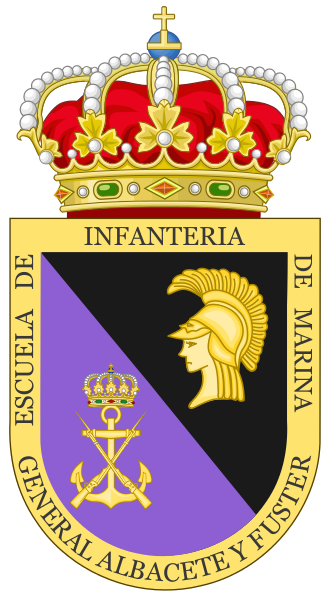 File:Naval Infantry School, Spanish Navy.png