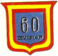 Coat of arms (crest) of the 60th Division