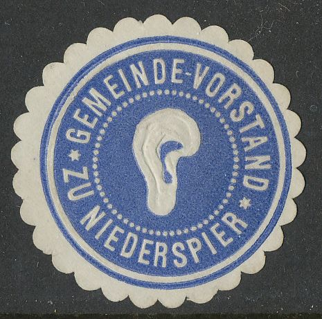 Seal of Niederspier