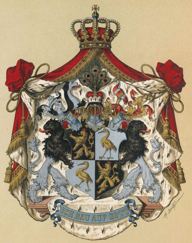 Arms of Reuss