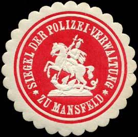 Seal of Mansfeld