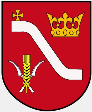 Arms of Proszowice (county)