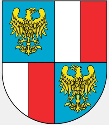 Arms of Racibórz (county)