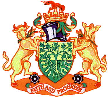 Arms (crest) of Kingaroy