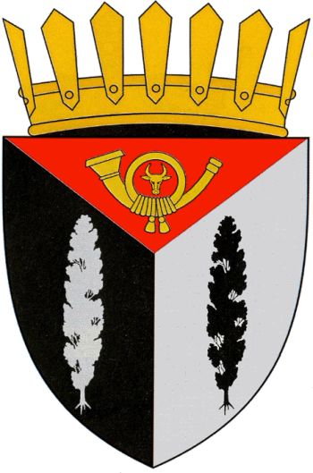 Coat of arms of Zberoaia