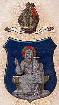 Arms of Diocese of Chichester