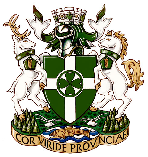 Arms (crest) of Chilliwack