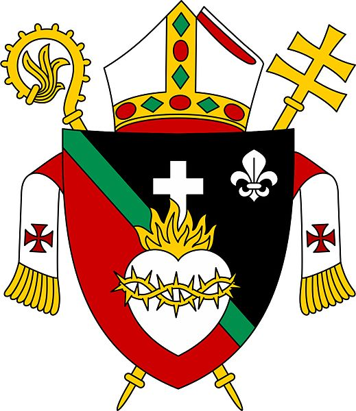 Arms (crest) of Archdiocese of Rabaul