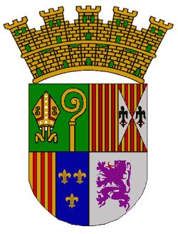 Arms of San Germán (Puerto Rico)